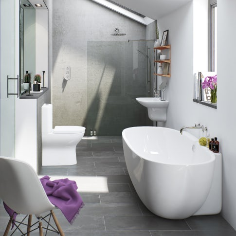 Bathroom Suites Ranges
