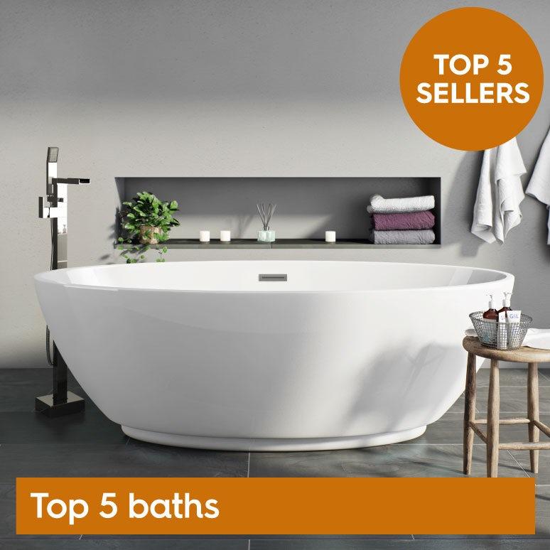 Top 5 baths