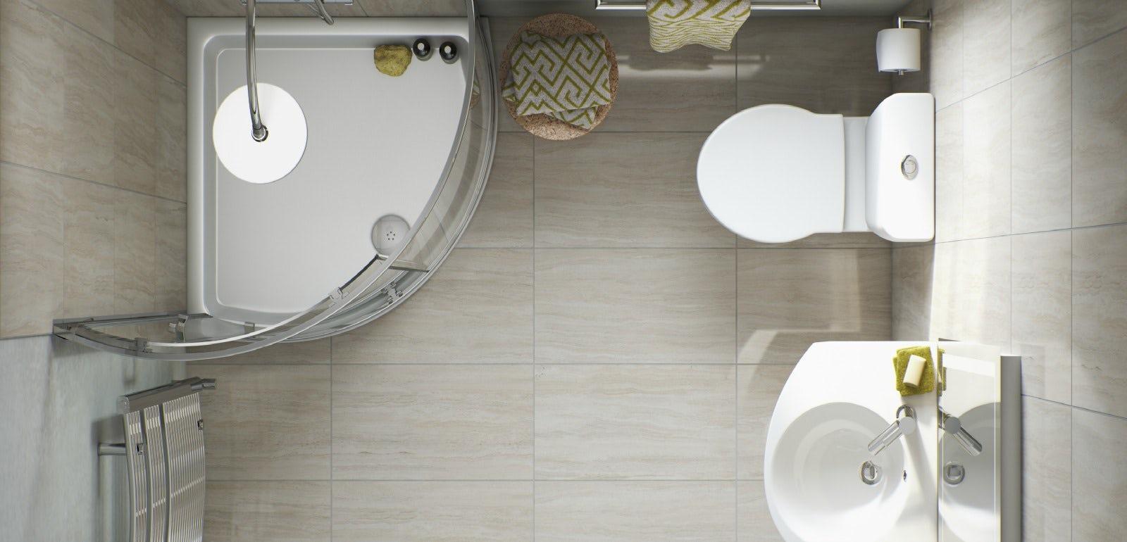 Bathroom Layout Measurement Advice