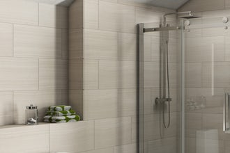 How to fit a shower enclosure
