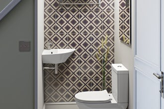 Planning a cloakroom bathroom
