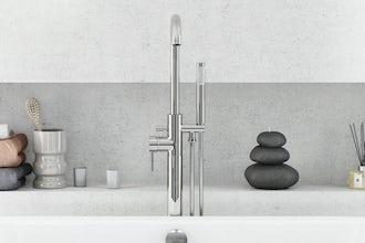 Planning a stylish spa bathroom