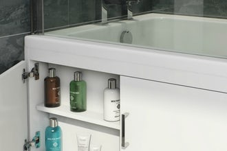 Stylish solutions for small bathrooms
