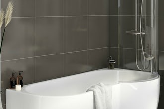 Will not having a bath affect the price of my property?