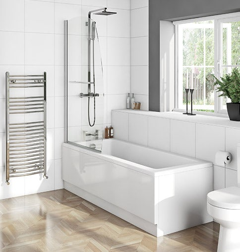 Shower baths from £139