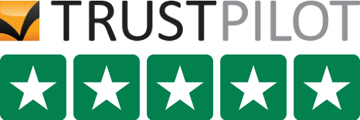 Trustpilot reviews: we're rated as 'Excellent'