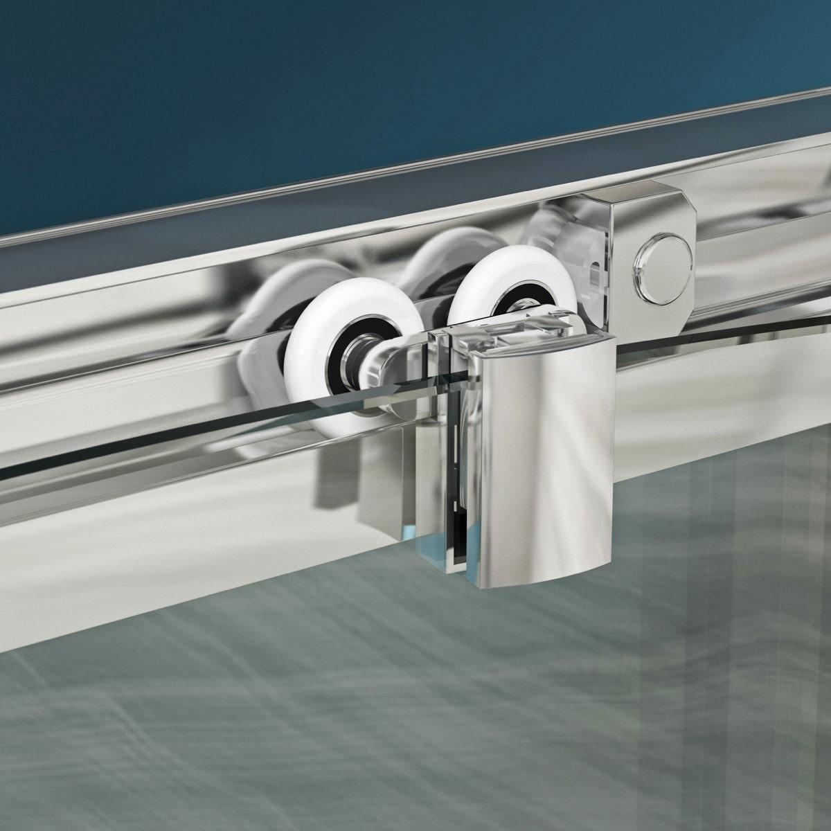Luxury 8mm Sliding Door Quadrant Shower Enclosure Offer