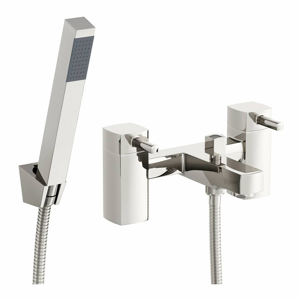 Osca Basin Tap and Bath Shower Mixer Tap Pack ...