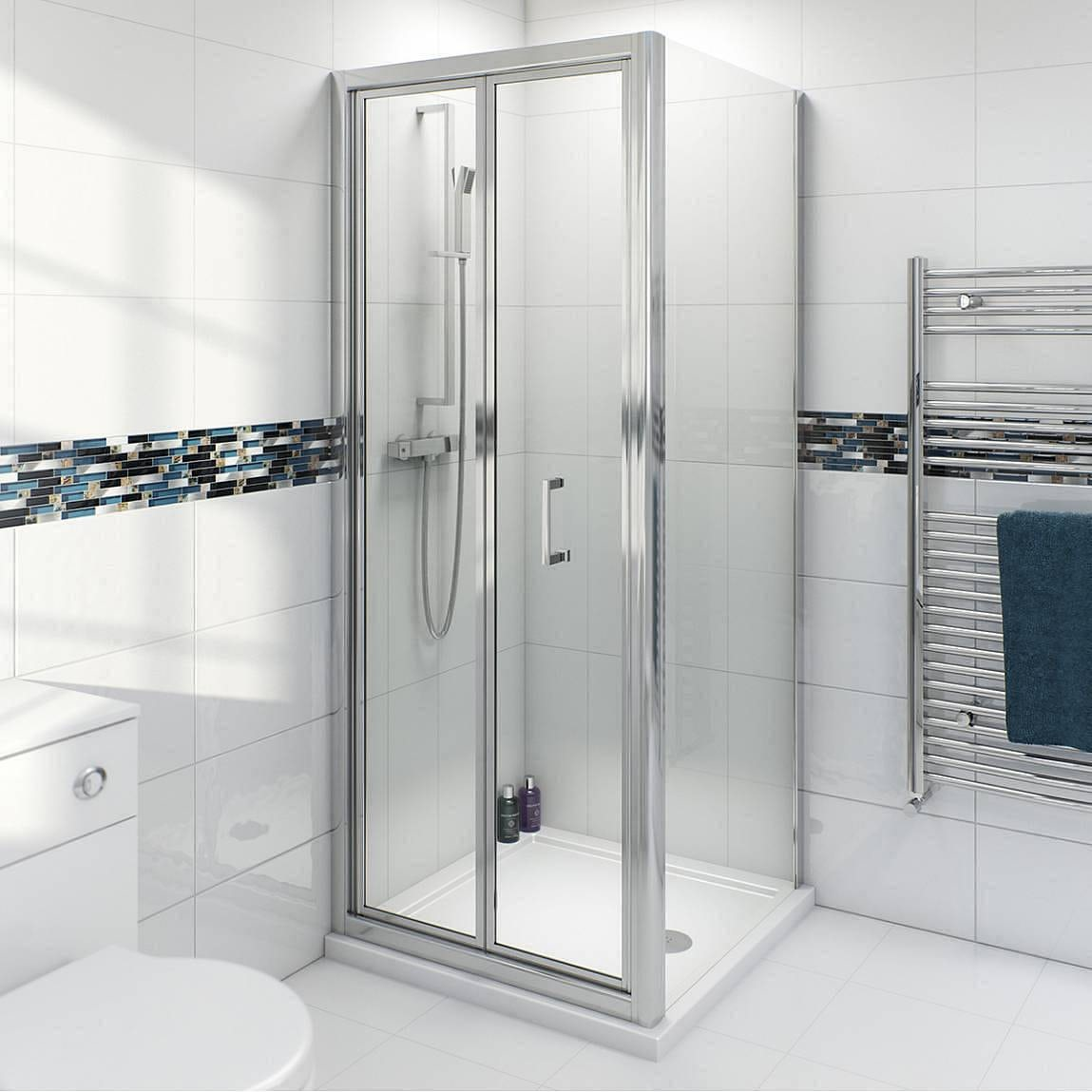4mm bifold shower enclosure 800 x 1000 special offer for 1000 bifold shower door